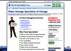 Water-damage-specialists.com