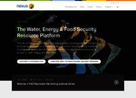 water-energy-food.org