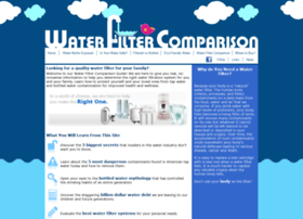 water-filter-comparisons.com