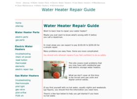 water-heater-repair-guide.com