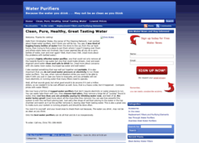 water-purification-systems.thecleaningnetwork.com
