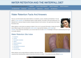 water-retention.net