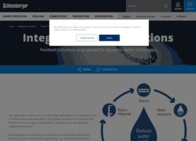 water.slb.com