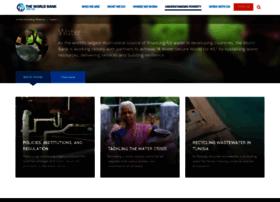 water.worldbank.org