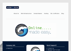 waterandstone.com