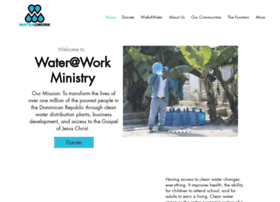 wateratworkministry.org
