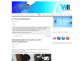 waterbadminton.com