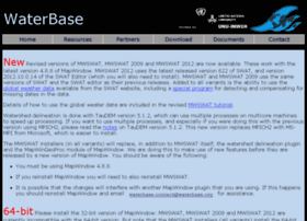 waterbase.org