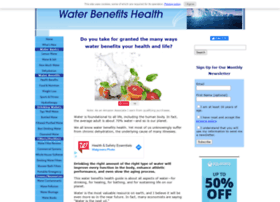 waterbenefitshealth.com