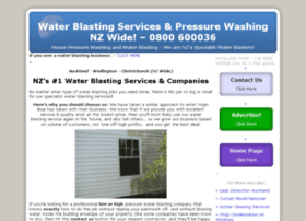 waterblastingservices.co.nz