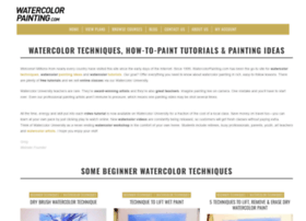 watercolorpainting.com