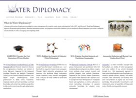 waterdiplomacy.org