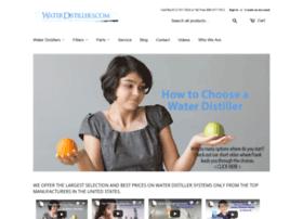 waterdistillers.com