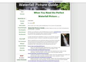 waterfall-picture-guide.com