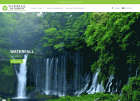 waterfallteas.com