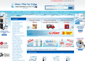 waterfilterforfridge.com.au