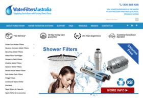 waterfiltersaustralia.com.au
