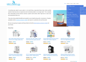 waterfiltersystemguide.com