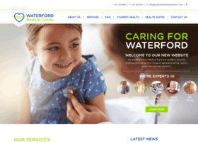 waterfordmedicalcentre.com