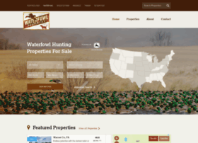 waterfowlproperties.com