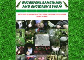 waterfowlsanctuary.co.uk