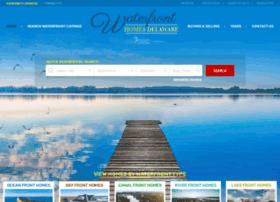 waterfronthomesdelaware.com