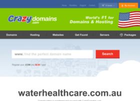 waterhealthcare.com.au