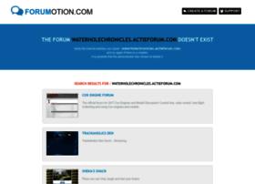 waterholechronicles.actieforum.com