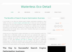 waterlessecodetail.com