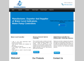waterlevelindicatorindia.com