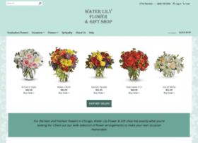 waterlilyflowers.com