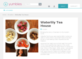 waterlilyteahouse.com