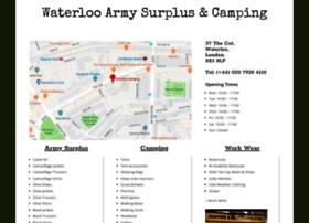 waterlooarmysurplus-camping.com