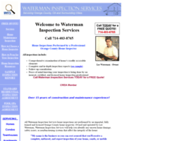 watermaninspectionservices.com