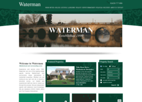 watermanresidential.co.uk