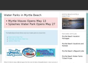 waterparksinmyrtlebeach.com