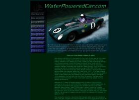 waterpoweredcar.com