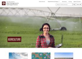 waterprogram.tamu.edu