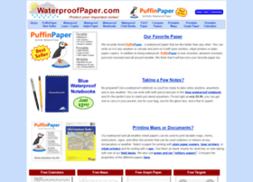 waterproof-paper.com