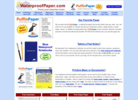 waterproof-paper.com