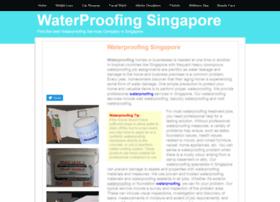 waterproofing.insingaporelocal.com