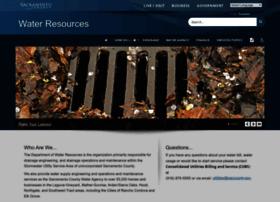 waterresources.saccounty.net