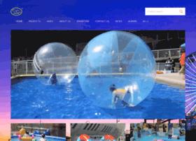waterrollerball.com
