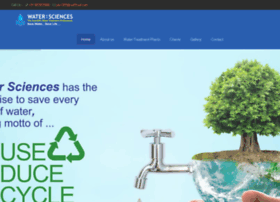 watersciencesinc.com