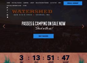 watershedfest.com