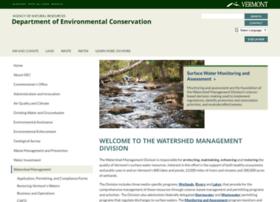 watershedmanagement.vt.gov