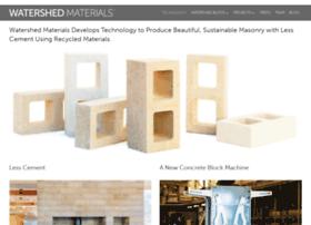 watershedmaterials.com
