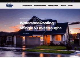 watershedroofing.ca