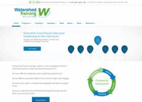 watershedtraining.ca