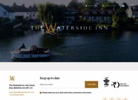 waterside-inn.com
